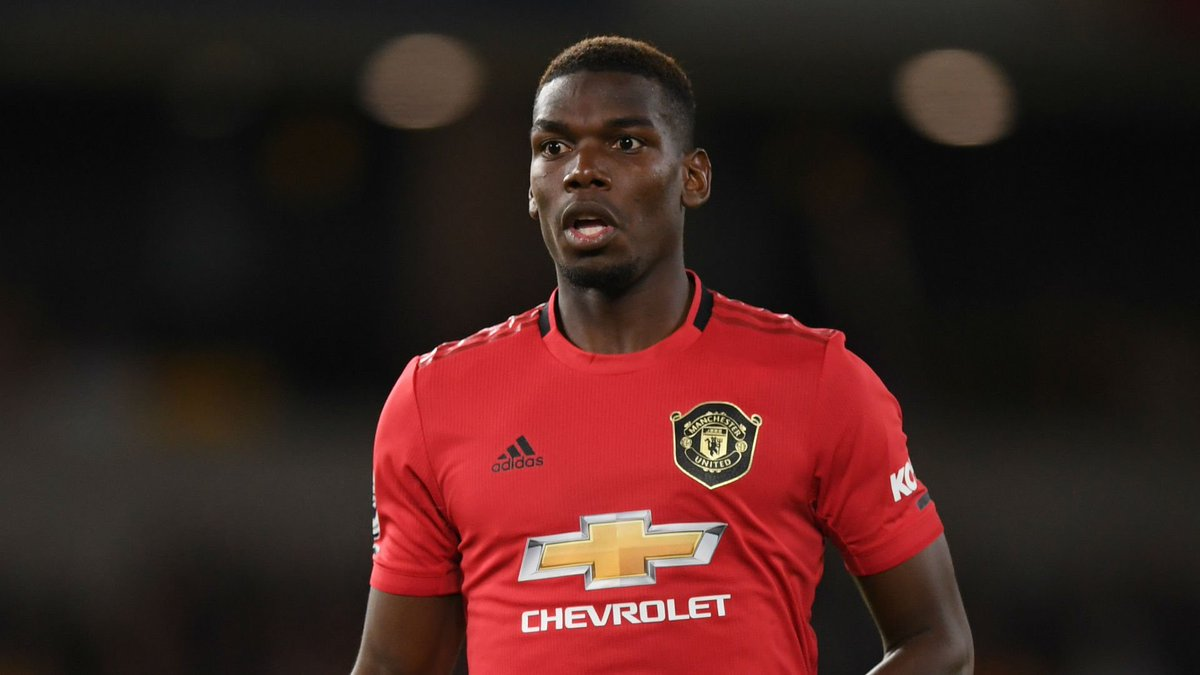 Only five players have a worse Premier League penalty conversion percentage than Paul Pogba 😲 (of players to take 10+ spot kicks). ⚽❌Juan Pablo Angel ⚽❌Riyad Mahrez ⚽❌Steed Malbranque ⚽❌Dwight Yorke ⚽❌Kevin Phillips Pogba has missed four of his 11 penalties 🙈🙈🙈
