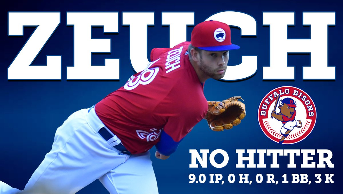 @BuffaloBisons's photo on T.J. Zeuch