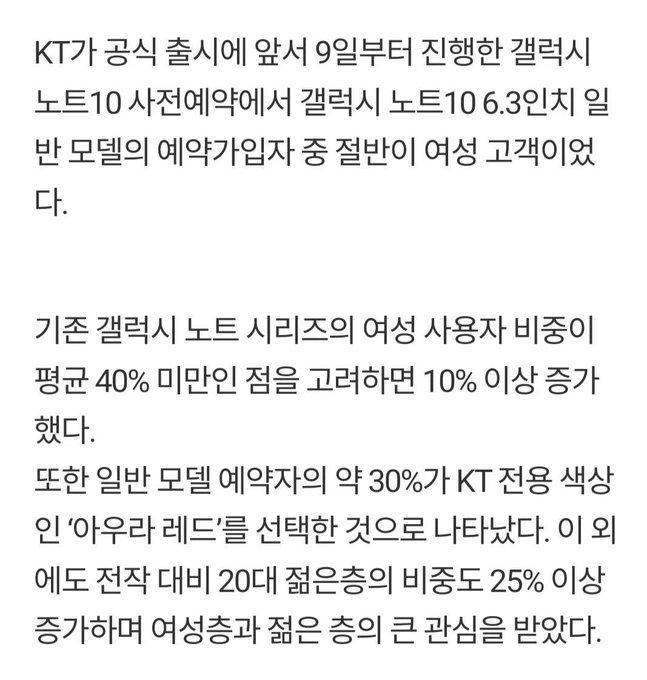 According to the sales data, 30% of the regular subscribers choose Aura Red, a color exclusively for KT and endorsed by #KangDaniel. Among the 20s, the sales also has an increase of 25% #강다니엘<br>http://pic.twitter.com/hAMM5Mxaar