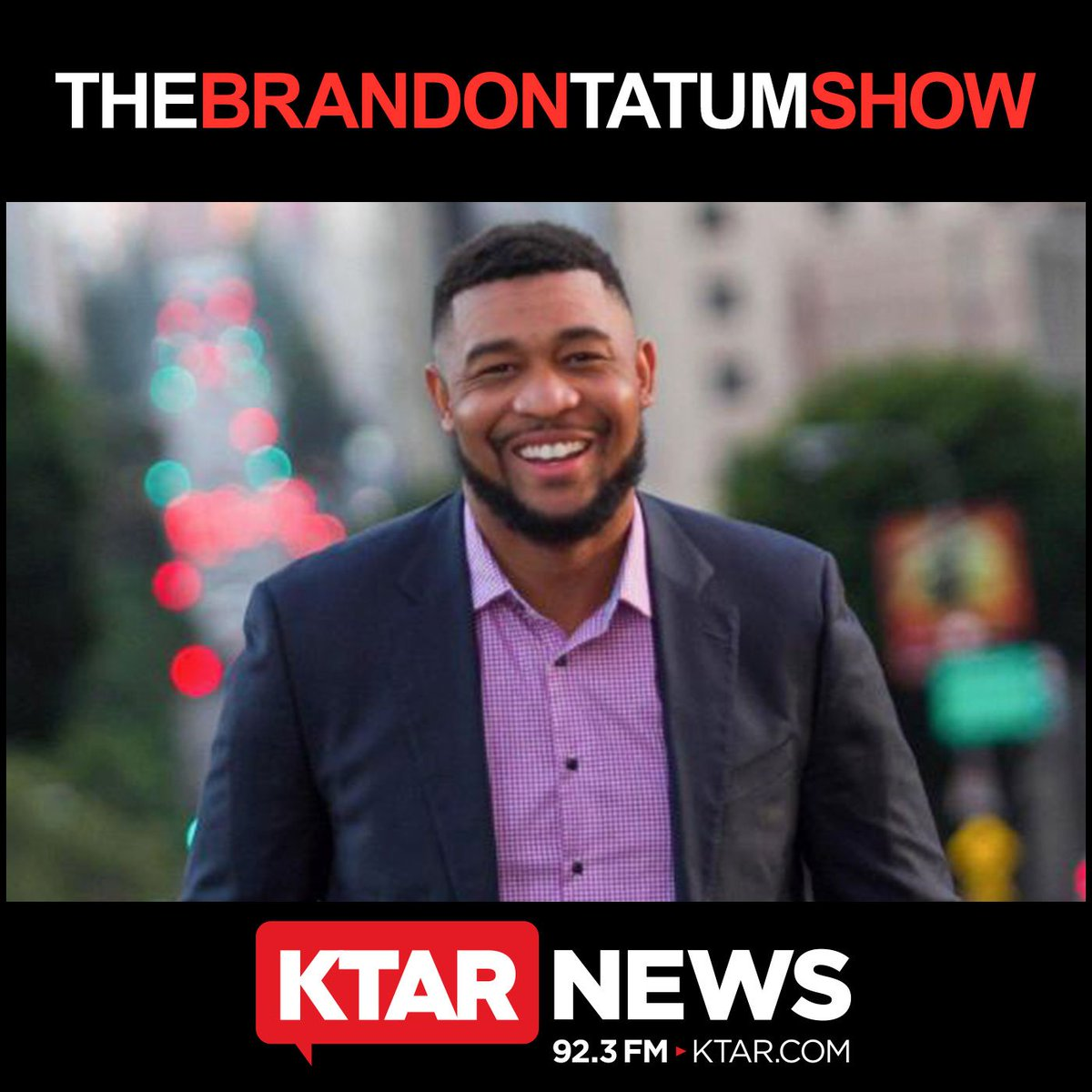 ‼Announcement‼ I'm proud to announce my FIRST- very own radio show with @KTAR923 I will be live on Air every Saturday at 6 pm starting Sep. 7 in Phx AZ! The show will be syndicated & available everywhere through podcast. KTAR app available in App Store for Apple & Android.