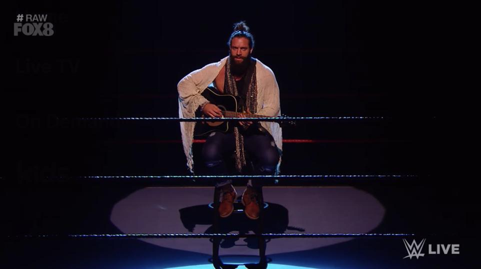 "LIVE | ""I simply can't risk being out here!"" - #247Champion @IAmEliasWWE puts on one last performance! #RAW #WWEAustralia<br>http://pic.twitter.com/3Ym0e85L1a"