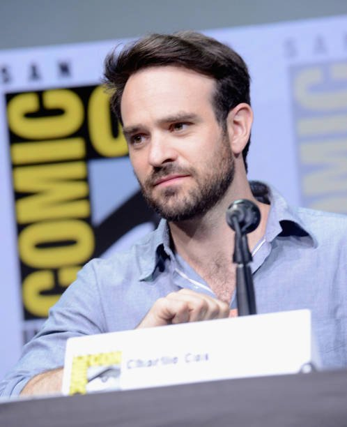 Pics from the DEFENDERS panel at SDCC 2017 (source Getty Images) <br>http://pic.twitter.com/uhuL0zwnI0