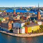 Image for the Tweet beginning: Los Angeles to Stockholm, Sweden