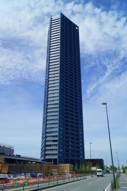 超高層ビル・都市開発研究所ブログを更新しました。センターマークスタワー