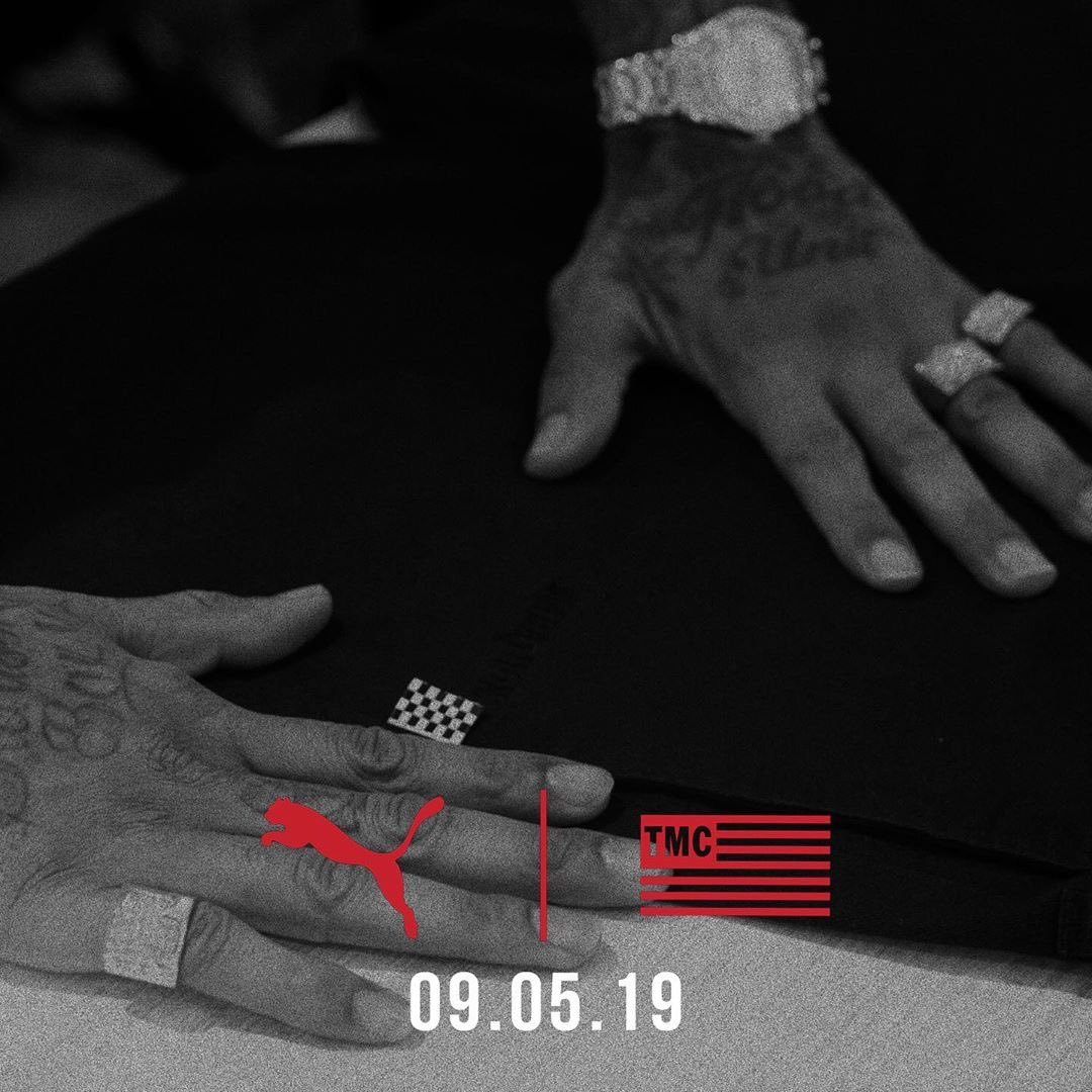 .@NipseyHussle's Puma collaboration officially drops September 5  <br>http://pic.twitter.com/S4rFY8udSm