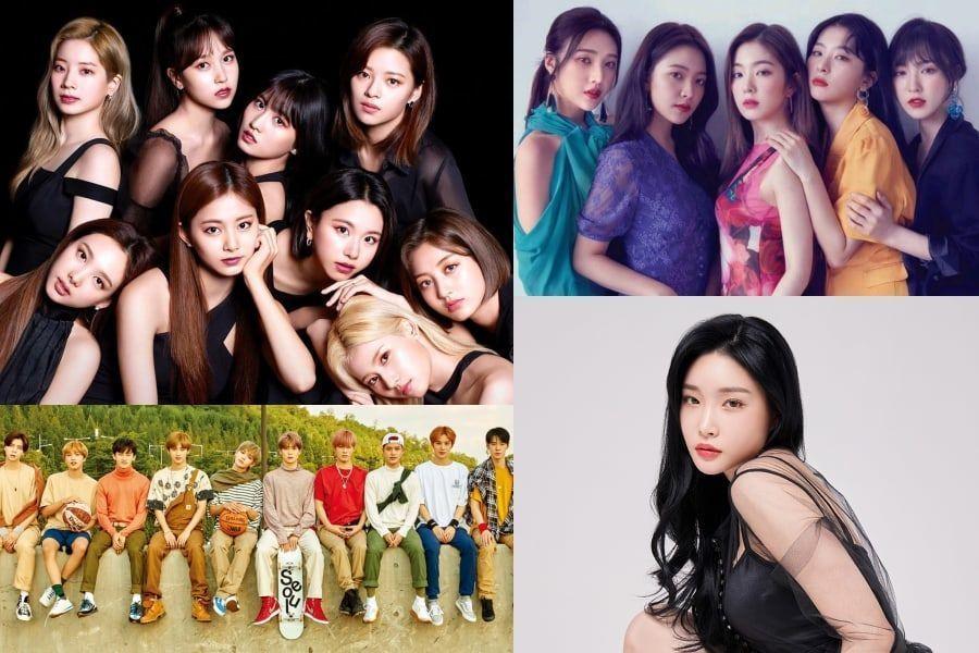 2019 Soribada Best K-Music Awards Confirms Final Lineup #2019SOBA soompi.com/article/134238…