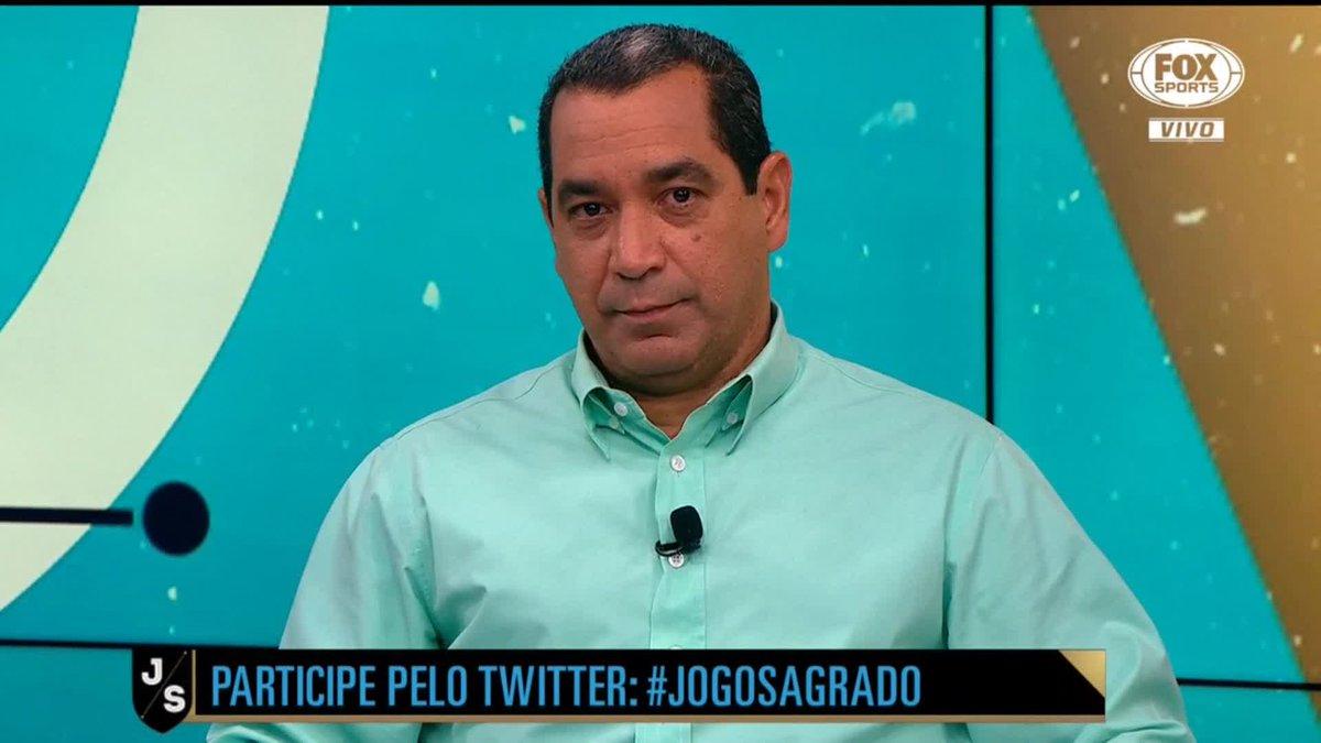 @CentralFoxBR's photo on #jogoSagrado