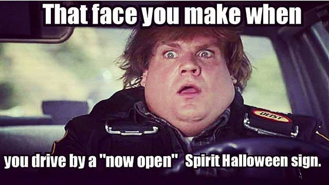 Like if your local #SpiritHalloween  is now open!