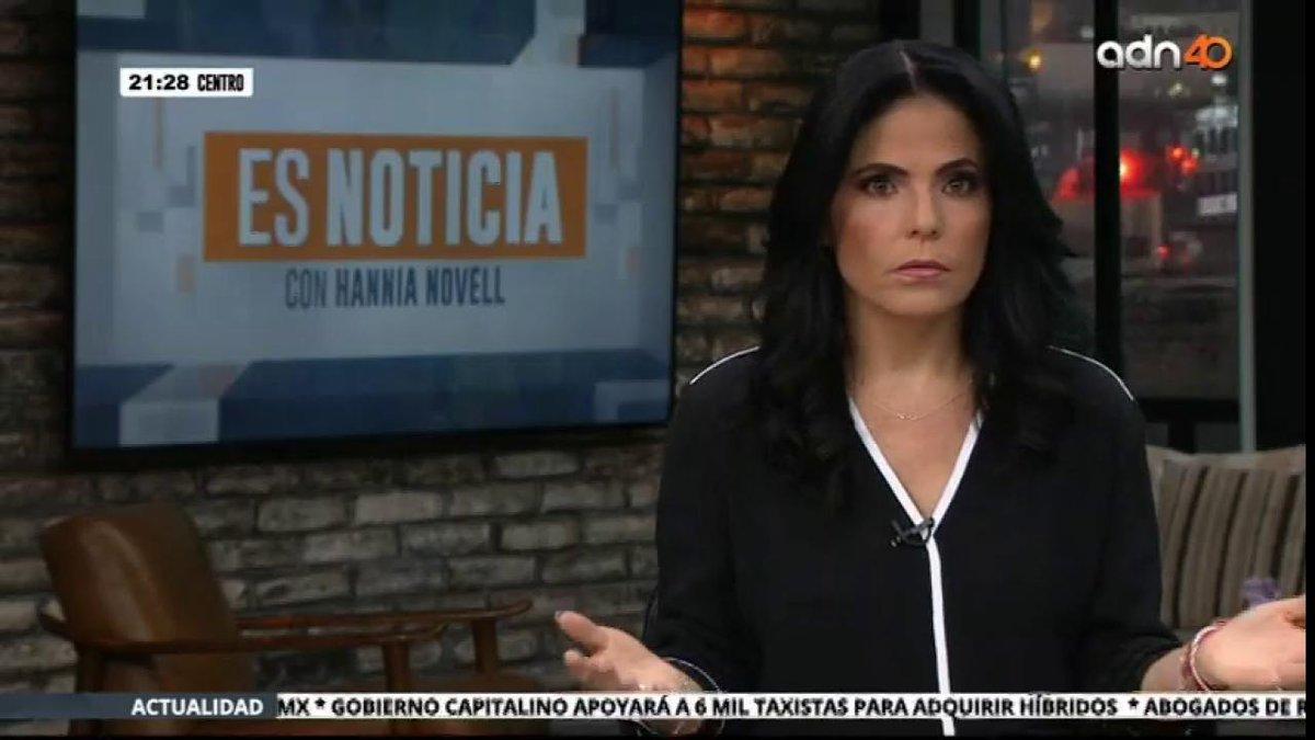 Tras ser intervenido, nuestro compañero @juanmapregunta se reporta estable. En #adn40 creemos en la libertad de expresión y seguiremos en las calles. #EsNoticia con @HanniaNovell | http://adn40.mx/live