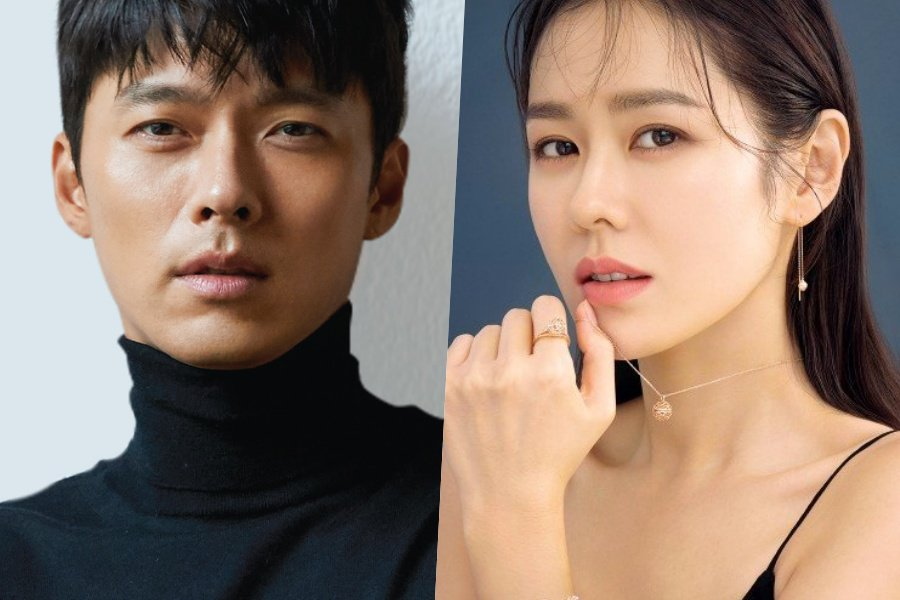 #HyunBin Reveals He Wanted To Act With #SonYeJin Again After Their Movie soompi.com/article/134671…