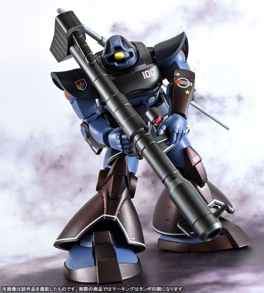 ロボットフィギュアブログ:【魂ネイション2019開催記念商品】ROBOT魂<SIDE MS> ver. A.N.I.M.E.「リック・ドム ~リアルタイプカラー~」「量産型ゲルググ~ファーストタッチ3500~」レビュー#t_n2019 #t_robot #ガンダム