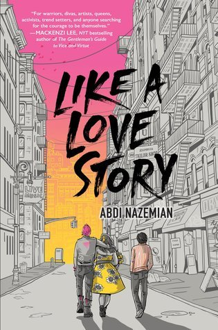 Book Review: Like a Love Story by Abdi Nazemian livingonguiltypleasures.blogspot.com/2019/08/book-r…