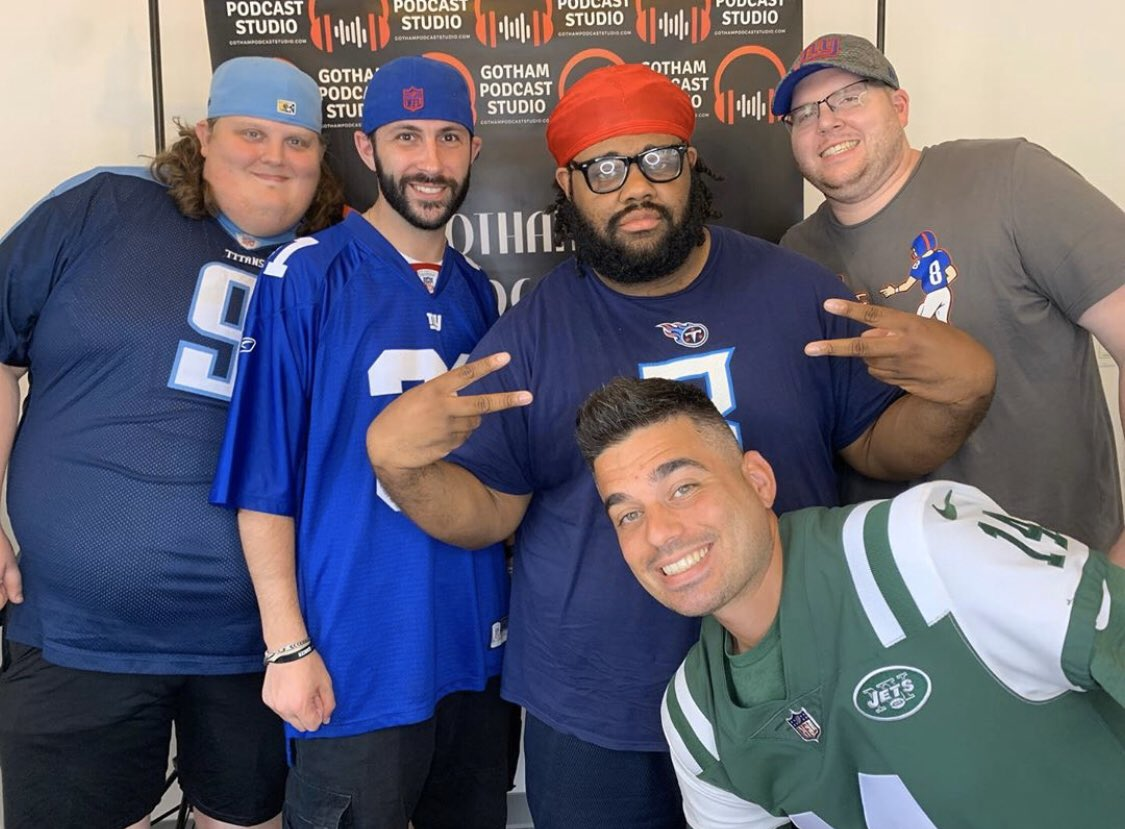 COMING SOON! Our #NFL preview show for both the locals and the entire league!   #ontheboardsports #sndblog #sndpodcast #sndpodcastchannel #takeflight #NYJets #nygiants #giantspride #GoPackGo #titanup #afceast #afcnorth #afcsouth #afcwest #nfceast #nfcnorth #nfcsouth #nfcwestpic.twitter.com/oeexOUxidh