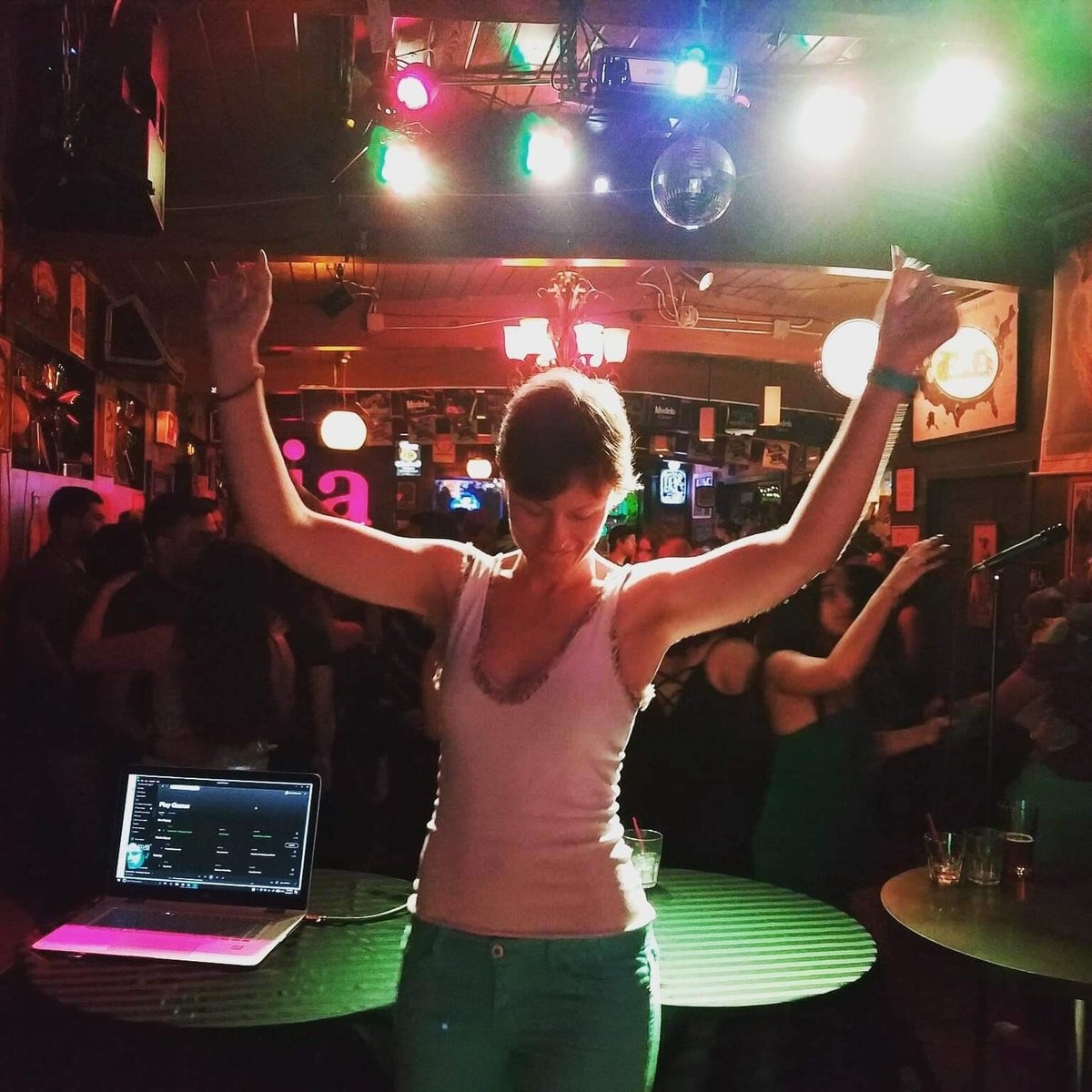 A very special edition of Octopus Latin Night happens on Thursday August 22. Join us as we say goodbye and good luck to Anna & Jacob as they head to Boston! Anna will be teaching dance at 8pm. Dancing with DJ Shaky happens shortly after. No cover. Join us.  #octopuscollegehill