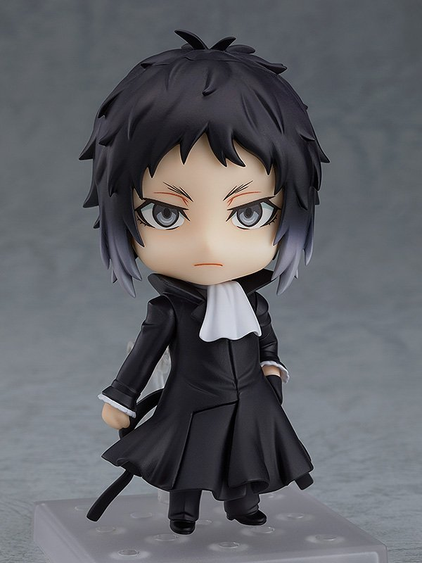 From the anime series 'Bungo Stray Dogs' comes a Nendoroid of Ryunosuke Akutagawa, a member of the Port Mafia that has strong control over the ports. Preoder him now with the link:   http:// hs.goodsmile.link/E81d50vCOtx      #goodsmile #bungoustraydogs #nendoroid #ryunosukeakutagawa<br>http://pic.twitter.com/AELzVofgBh