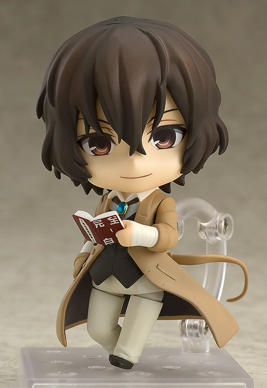 Also from 'Bungo Stray Dogs' comes back the Armed Detective Company member Osamu Dazai! Get him with the preorder link below:   http:// hs.goodsmile.link/pwR750vCOvB      #goodsmile #nendoroid #osamudazai #bungostraydogs<br>http://pic.twitter.com/ZV7Y0IbBW2