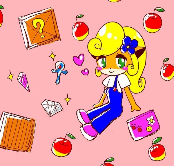 Coco Bandicoot art by on Pixivツナ https://www.pixiv.net/member_illust.php?mode=manga&illust_id=76090072…#CrashBandicoot