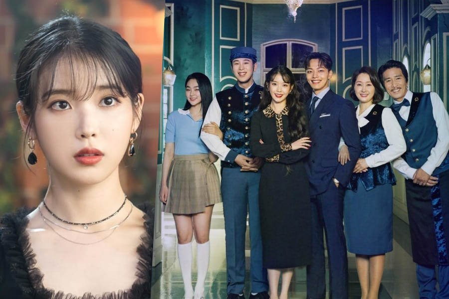 #IU And #HotelDelLuna Top This Weeks Lists Of Most Buzzworthy Actors And Dramas soompi.com/article/134674…