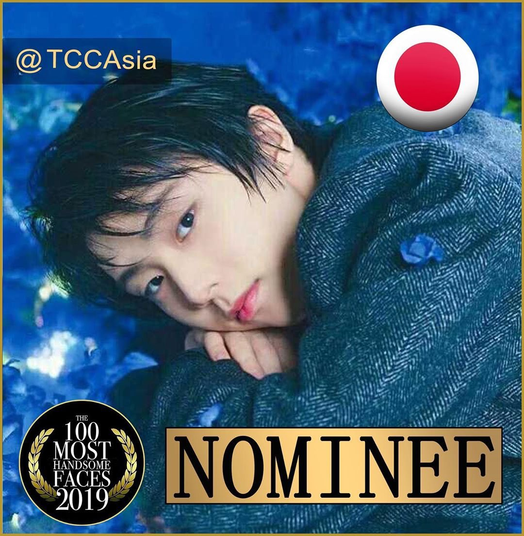 tccasia_official HUZURU HANYU Official Nominee for The Most Handsome Asian Faces of 2019! #100mostbeautifulasianfaces2019 #100mosthandsomeasianfaces2019 #はにゅうゆづる #YuzuruHanyu #羽生结弦 #Japan #athlete tccasia_official instagram.com/p/B1X0KEAlTEJ/…