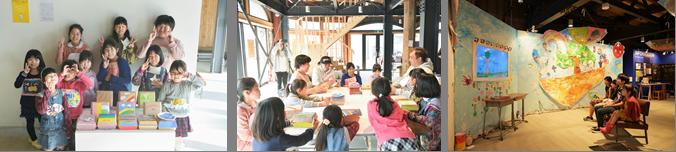 子どもたちの未来と地域コミュニティをつなぐ「Reborn-Art Festival × Tカード」石巻の子どもたちと森本千絵が手が...