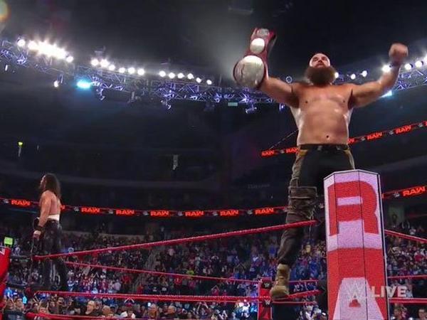@timesnowsports's photo on #WWERaw