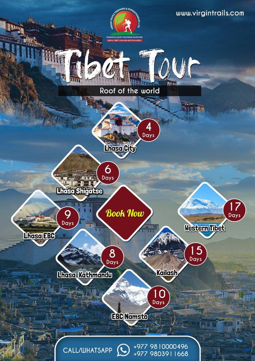 Tibet Tour Packages#virgintrialspvtltd #virgintrails #Nepal #nepaltour #nepaltrekking #Nepalpackages #trekking #adventure #trekkingtrip #trekkingpackages #indiatonepal #mountains #mountainscalling #tourpackage #kathmandu #kathmanduvalley #pokharavalley #trip #kathmandupackage