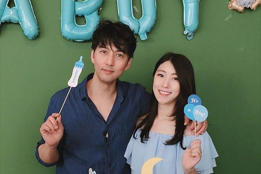 Lee Pil Mo And Seo Soo Yeon Welcome First Child soompi.com/article/134674…