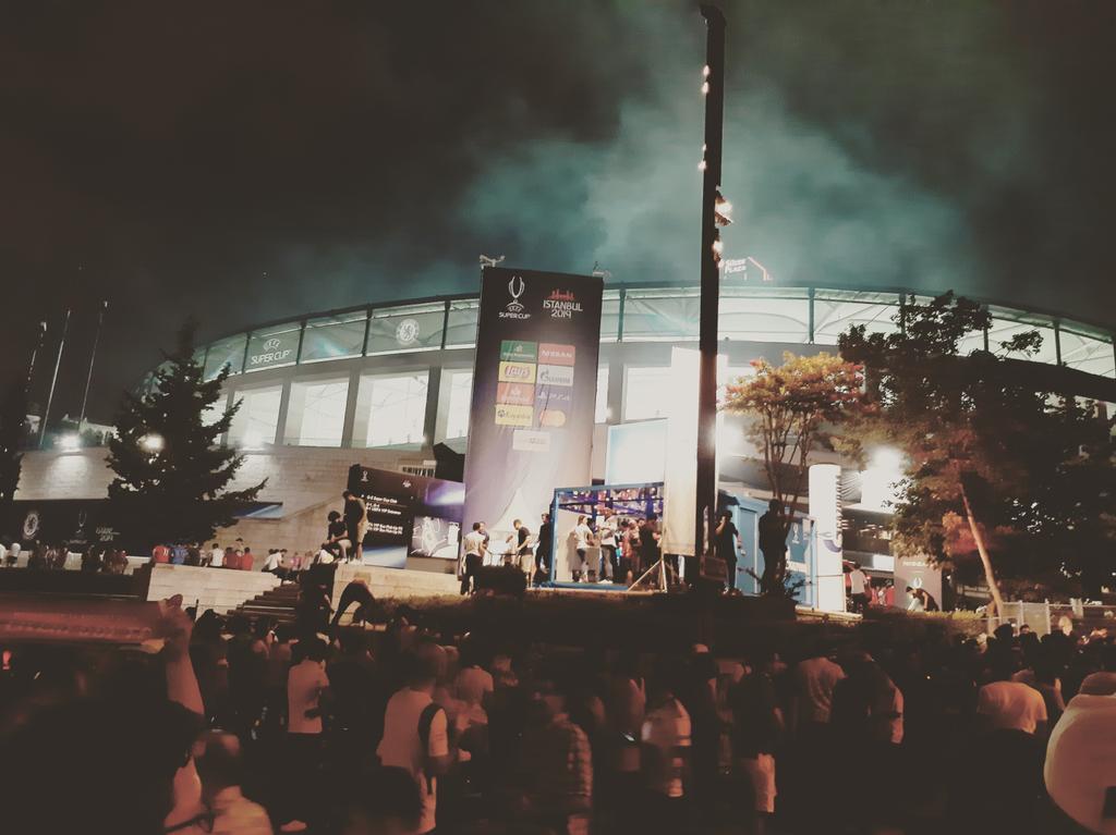 #SuperCup #istanbul2019