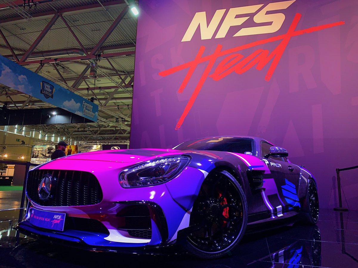 Need For Speed On Twitter Gamescom2019 Hall 6 Nfs Heat