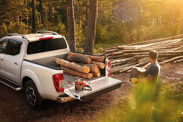 Load-up your week with a tough worker companion.#NissanNavara #NissanAccessories