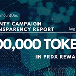 Image for the Tweet beginning: Dear Community,  The official report on