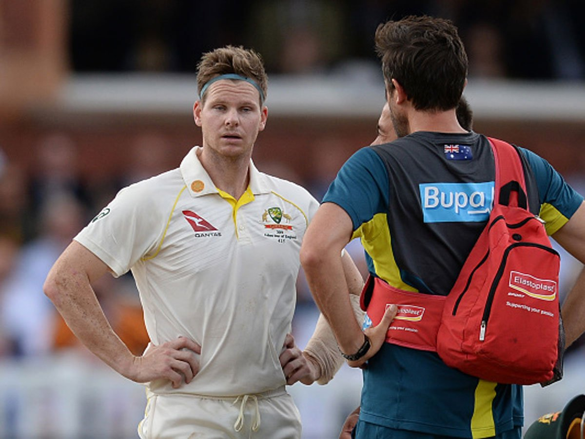 #SteveSmith #Ashes2019@stevesmith49 ruled out of third Ashes Test READ ➡️http://toi.in/PXhovb5/a24gk