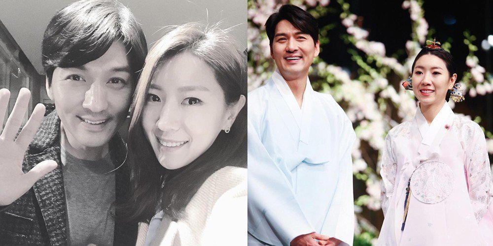 [USER POST] It's a boy! Lee Pil Mo, Seo Soo Yeon welcome first child allkpop.com/article/2019/0…