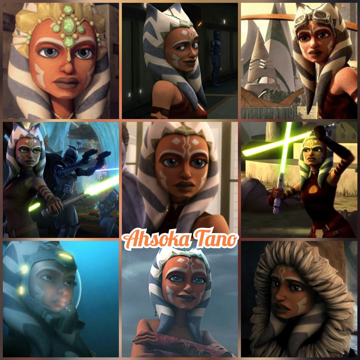 390 votes arrived our winner is Ahsoka Tano 🏆