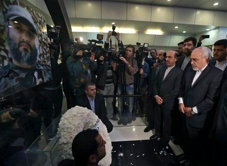@PoliticalShort A question for the @TODAYshow Did you have the courage to ask @JZarif about his very close relations with #Irans IRGC & their terrorists? As a reminder, this is why he was sanctioned by the U.S.