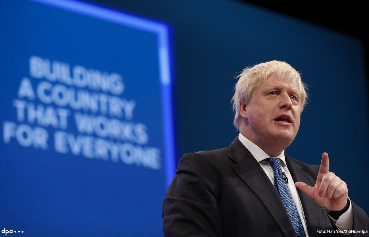 Brief an EU-Ratschef Tusk: Britischer Premier Johnson startet diplomatische Offensive zum Brexit mt.de/weltnews/nachr… via @MT_Online (mab)