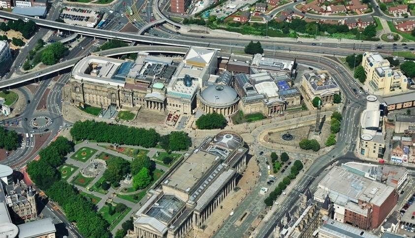 #NEWS | Work on the complex removal of the Churchill Way flyovers in Liverpool will get underway in September. Flyovers Removal Schedule Revealed: buff.ly/2z93N67 #ChurchillWay #Liverpool