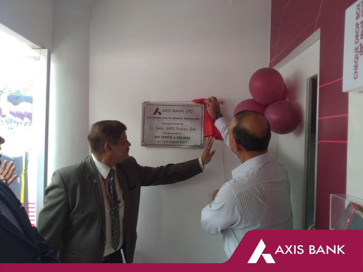 We are happy to share the launch of our new branch at ASC Centre, South Bangalore. https t.co Rw8kVTBWBU