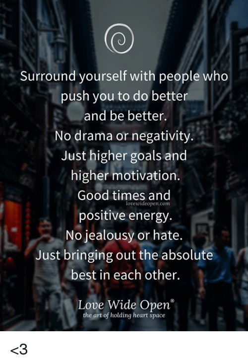 #GoodMorningWorld 💐🌹 Surround yourself with people that push you to do and be better, that don't do drama or negativity, but have a happy positive.... #TwitterFriends #TwitterWorld #GoldenHearts #TuesdayThoughts #TuesdayMotivation #Inspireu2Action #InspireThemRetweetTuesday