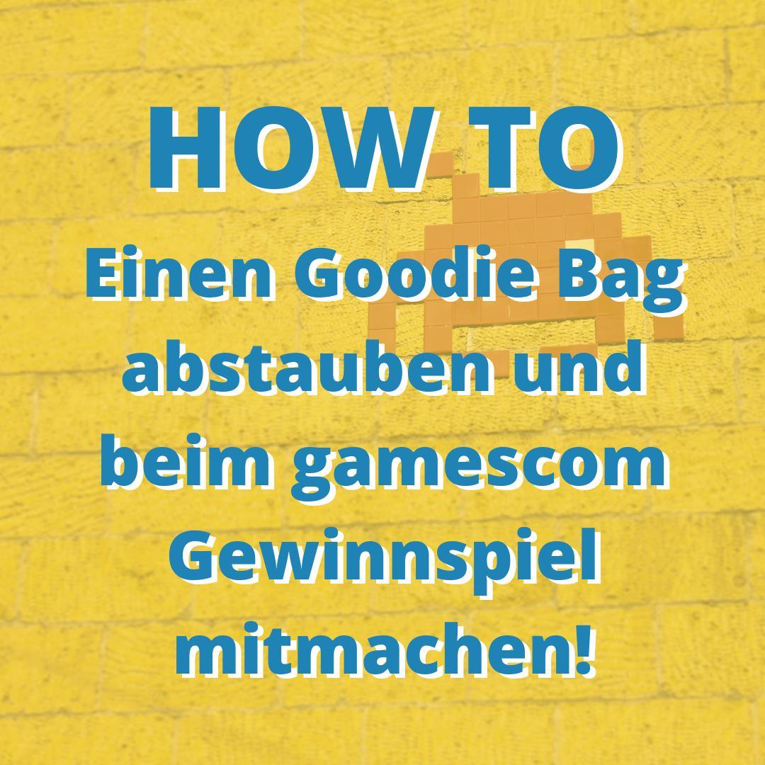 Ihr wollt wissen, wir ihr an unserem #gamescom-#Gewinnspiel teilnehmt und einen #Goodiebag abstaubt? Hier ist die Anleitung! #gamescom2019 #pcgliebteuch #pcgamesde   https://bit.ly/2Z5WviOpic.twitter.com/RsHxxFugnE
