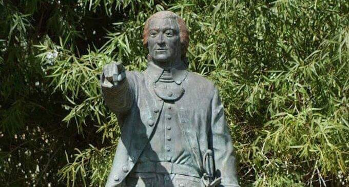 This day 244 years ago – 20 August 1775 – Tucson, Arizona was founded by Hugh O'Conor, an Irishman who had served in the Spanish Army. O'Conor established the military fort, Presidio de San Augstín, with about 400-500 people inside. Today, the citys inhabitants number 545,975.