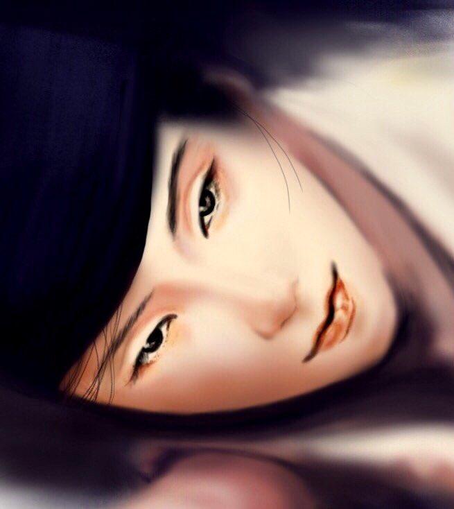 もう一度見たいという御要望をいただいたのでブログに全体図再掲(診断メーカーのお題で描いた添い寝晴明様)ありがとうございます✨#羽生結弦  #YuzuruHanyu  #SEIMEI  #スマホ描き