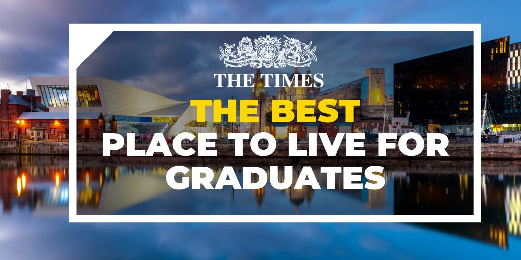 A FAR BETTER START IN LIFE: @thetimes investigates why #Liverpool provides an unreal opportunity for career & quality of life minded graduates. Moving to Liverpool was such a no-brainer... thetimes.co.uk/article/the-be… #InvestLiverpool ✨✨✨