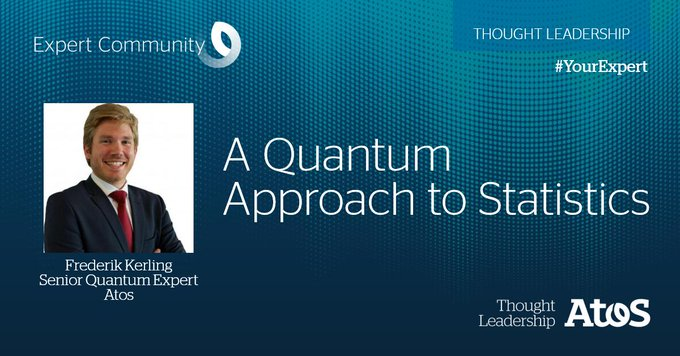 [#YourExpert] Learn more about the quantum approach to statistics from this blog by...
