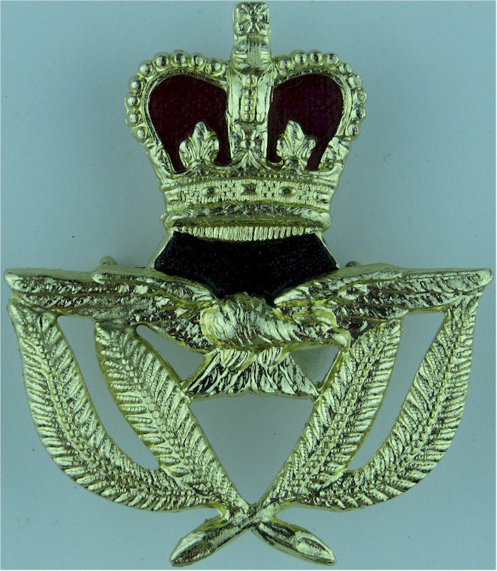 Royal Air Force Warrant Officer Full Size with Queen Elizabeth's Crown. Anodised Air Force Badge  £ 8.00 https://t.co/vTvZ35BY1a https://t.co/lZ8bn0tSDc