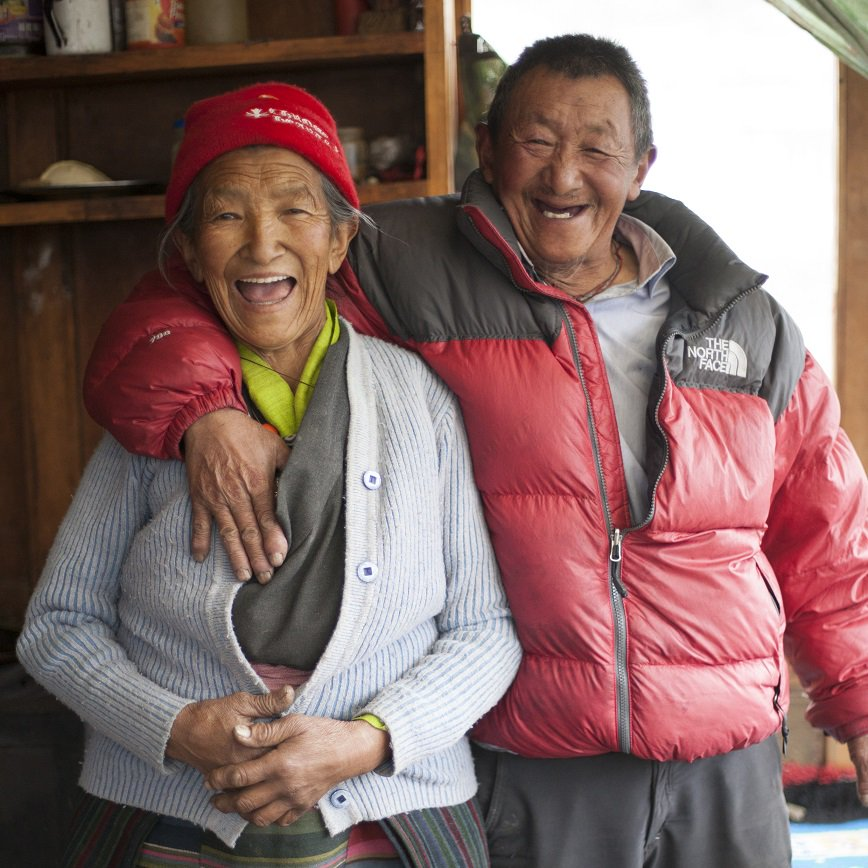 Did you know: #Sherpa culture is based on a clan system. Each Sherpa belongs to 1 of 18 clans and bear a clan name. .#sherpas #everest #mounteverest #nepal #nepalnow #facesofnepal #documentary