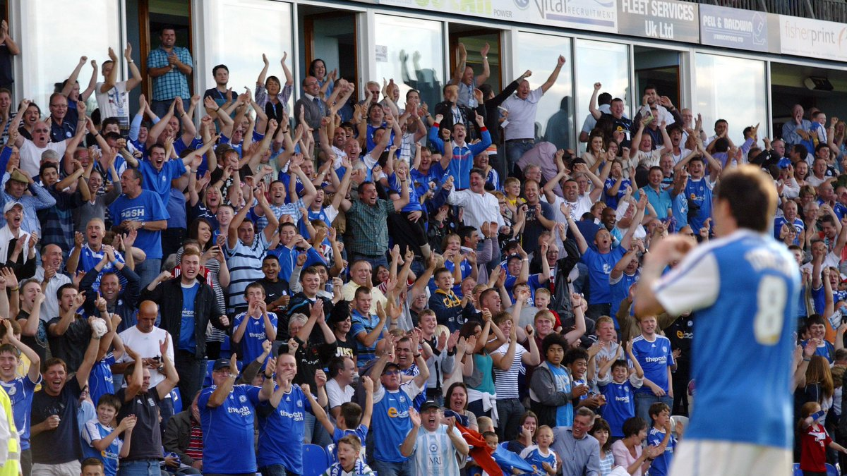 📷 #OnThisDay in 2011. One of the greatest match days during my time at #pufc @theposhofficial 7⃣-1⃣ @IpswichTown What. A. Day! @Leetomlin10