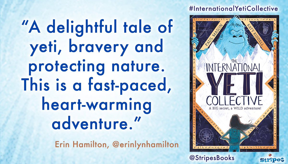 Digital proofs of #PaulMason and @RiddellKatys MG #InternationalYetiCollective available for nature, conservation, humour and adventure fans RIGHT HERE: netgalley.co.uk/catalog/book/1…