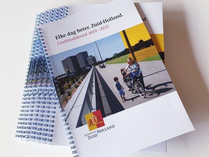 Nieuwe coalitie provincie Zuid Holland aan de slag https://t.co/qUqT1jVroo https://t.co/ROa3AHMEXM