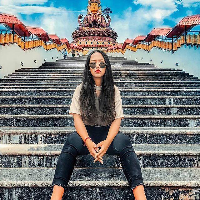 Like a boss😎..........#visitnepal #nepaltravel #travelnepal #nepal_instagrammers #nepalbeautiful #nepal #discovernepal #nepali #trek #travelblogger#nepaleseinphotography #nepaltourism #nepaligirls #nepalnow #visitnepal #explorenepal #nepalpictures #nepalvisuals…